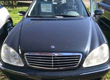 Mercedes Benz S 320 2001 for sale in Jumayl