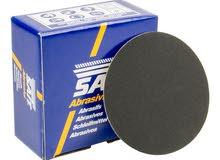 "SAIT Velcro Polishing Disc 4.5"" Italy"