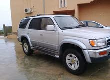 Used condition Toyota 4Runner 1998 with +200,000 km mileage