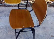 كرسي مدرسي  و كراسي جمله ومفرد خشب صاج و اكو خدمه توصيل من المعمل للبيت