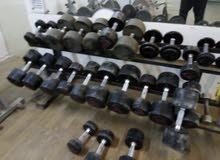 بيع معدات واجهزة رياضية مستعملة من امريكا بحالة ممتازة جدا