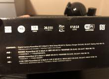 كاميرا كانون G7X MARK II