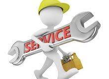 صيانة وتركيب انظمة الستلايت والشاشات