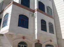 عمارة على شارع 12 حجر اربعه طابق صنعار شارع النصر