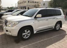 Gasoline Fuel/Power   Toyota Land Cruiser 2010
