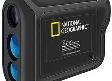 National Geographic 4 x 21 Laser Rangefinder