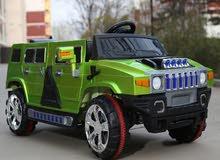 سيارة Hummer شحن مقعدين