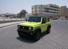 Suzuki Jimny 2019 (Green)