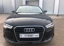 Audi A6 car for sale 2013 in Tripoli city