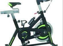 دراجه ثابته تحمل وزن 150 كيلو مكفول سنه