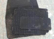 عدد 5 قطع فرش دواسات للسياره