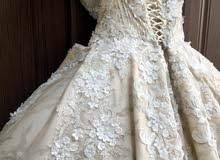 Wedding dress فستان زفاف