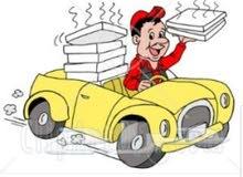 مطلوب موظفين لدى شركة خدمة توصيل مطاعم مع باص او سباره