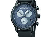 ساعة كالفين كلفين كلاين جديدة اصلية Calvin Klein CK Watch