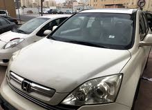 Honda CR-V 2008 For sale - White color