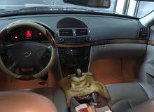E240   مورسيدس للبيع