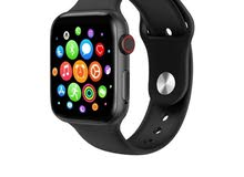T500 Series 5 Smart Watch with Replaceable Strap - 44mm Black