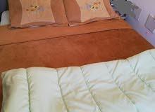سرير كوين من هوم بوكس _queen bed with mattress from home box