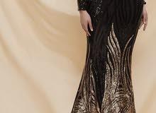 فستان سهرة للبيع ب 350 درهم فقط