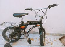boy bicycle  size 3to 5 years