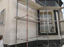 صيانة المباني وتركيب الحجر