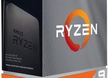 معالج رايزن 3900XT بحالة ممتازة AMD Ryzen 9 3900XT 12-core, 24-Threads Unlocked
