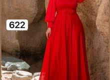فستان حفلات موديل راقي خامة تخبل