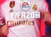 fifa 20 جديده new condition