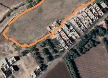 ارض للبيع مساحتها 18000 متر مربع  بها منزل محاط بسور وبئر  شاهد المزيد على