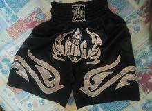 chort kickboxing/ boxe