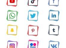 إعلانات عبر مواقع التواصل الاجتماعي