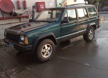 جيب شيروكي 1996 للبيع