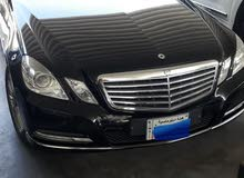 مرسيدس E250 2011 حاله نادره