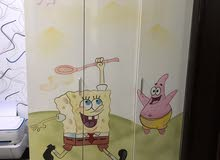 spongebob cupboard