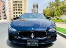 Maserati Ghibi 2014 model  for sale