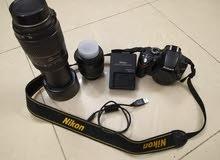 كاميرة نيكون للبيع مع ناضور هذيه ياباني