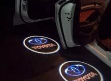 Cars projector leser door بروجكتر لاسلكي للسيارة