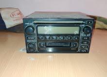 مسجل كامري موديل 2000 stereo
