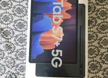 Samsung tab s7 plus 5g black brand new unopened at all