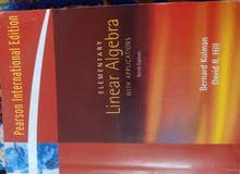Linear algebra 7th edition