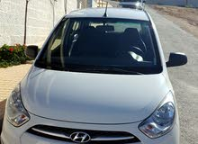 Used condition Hyundai i10 2014 with 50,000 - 59,999 km mileage
