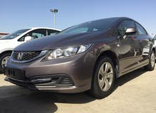 Honda Civic 2015 - Used