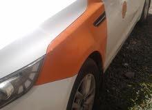 Gasoline Fuel/Power   Kia Optima 2012