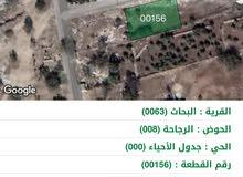 أراضي غرب عمان-منطقة ابو السوس-بالقرب من Green Land