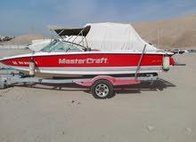 قارب للبيع master craft prostar 209 موديل 2006