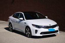 Kia Optima car is available for a Month rent