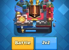 Clash Royale account 4000+ Trophies