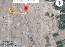 أرض سكنية 617م الموقع (المرفع مربع 308) ولاية صحم