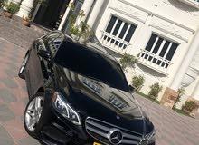 Mercedes Benz E 350 2014 For sale - Black color