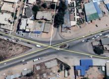 قطعة ارض في خمس شوارع (شارع مسجد خليل)